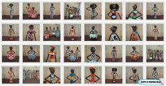 A boneca Angolana