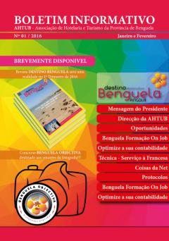 Boletim Informativo - AHTUB