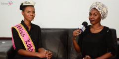 Entrevista com Maria Negócio Miss Lobito 2016